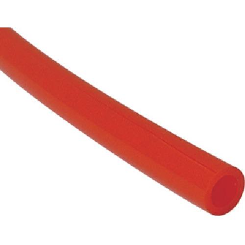 TEタッチチューブ 6mm/100m 赤
