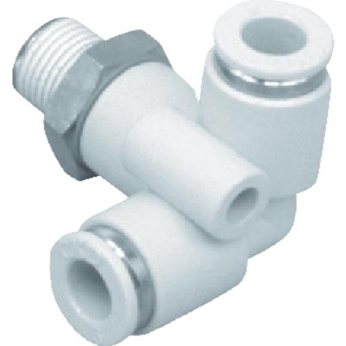 ニュージョイント テトラ形タイプ 適合チューブ外径:10mm 接続口径R3/8