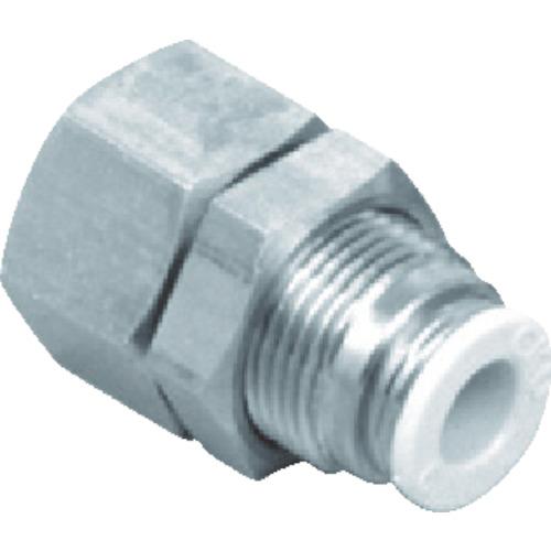 ニュージョイント ストレートタイプ 適合チューブ外径:10mm 接続口径Rc1/4