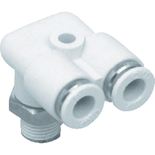 ニュージョイントFY形タイプ 適合チューブ外径:12mm接続口径R1/2