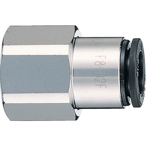 ファイブフィメイルコネクタ- 8mm・Rc1/8