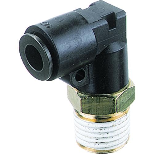 フジメイルエルボ(樹脂) 6mm・R1/8