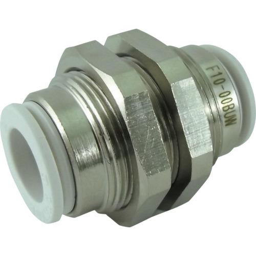 ファイブバルクヘッドユニオン W(白)10mm
