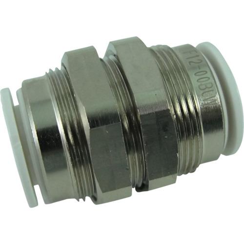 ファイブバルクヘッドユニオン W(白)12mm