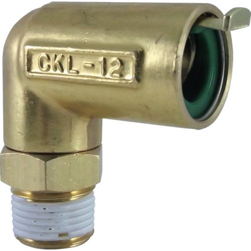 タッチコネクターエルボコネクター(金属) 接続口径R3/8