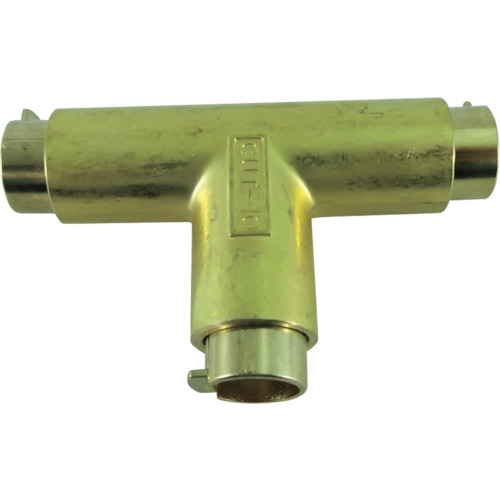 タッチコネクターHタイプユニオンティ(金属)10mm