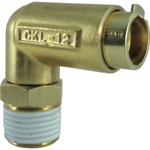 タッチコネクターエルボコネクターHタイプ(金属) 接続口径R1/2