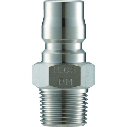 クイックカップリング TL型 ステンレス製 メネジ取付用 バルブレス