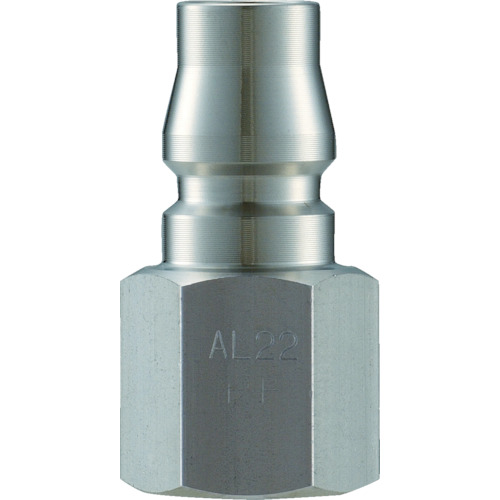 クイックカップリング AL20型 ステンレス製 オネジ取付用