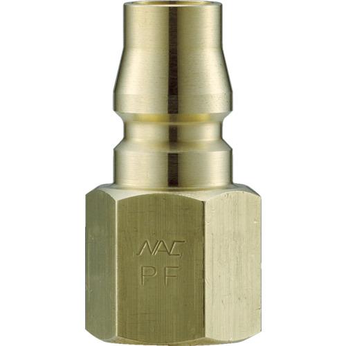 クイックカップリング AL20型 真鍮製 オネジ取付用
