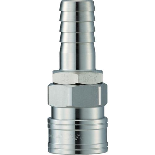 クイックカップリング AL40型 ステンレス製 ホース取付用