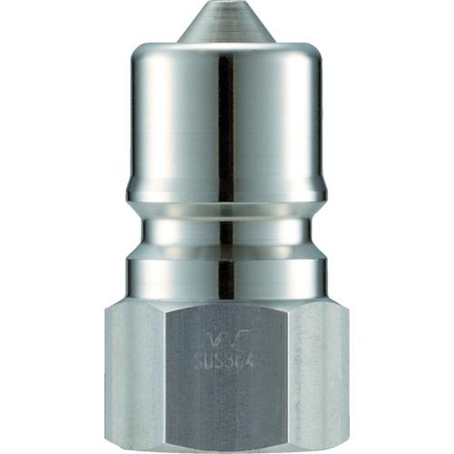 クイックカップリング S・P型 ステンレス製 オネジ取付用
