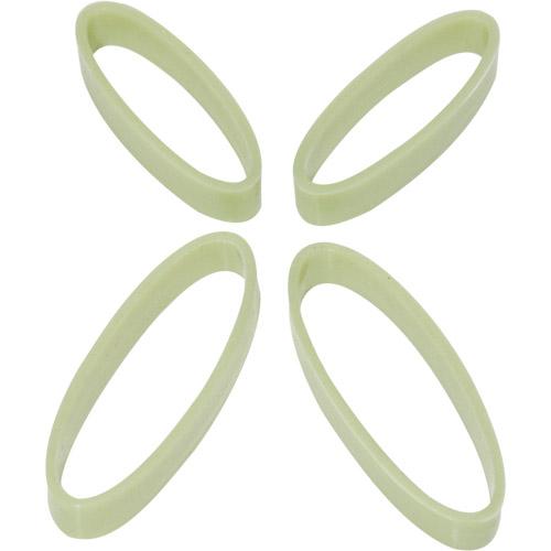 スマホルダー用シリコンバンド グリーン