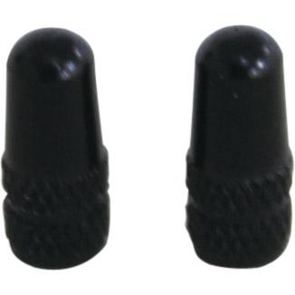 アルミバルブキャップ 仏式 ブラック