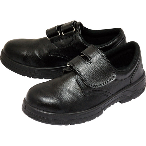 A-350 合皮短靴 ブラック 26.5cm