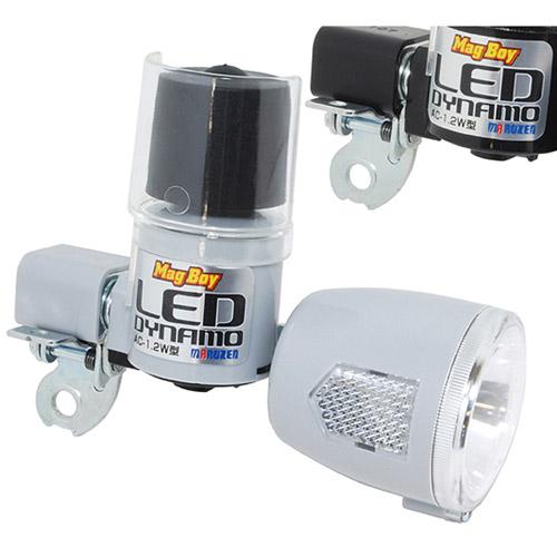 MLC-1 マグボーイ LED グレー