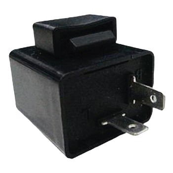 LED対応 汎用ICウインカーリレー(12V 2ピン)