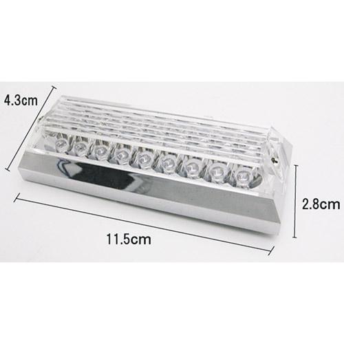 LED 18連マーカー 12V用 LED18連 ホワイト