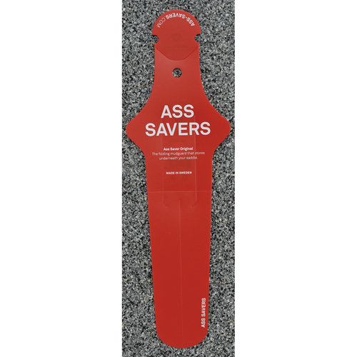 MG-ASO-3-RED ASS SAVERS ORIGINAL レッド 34cm