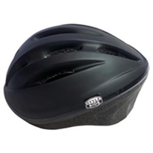 キッズヘルメット 48〜54cm マットブラック