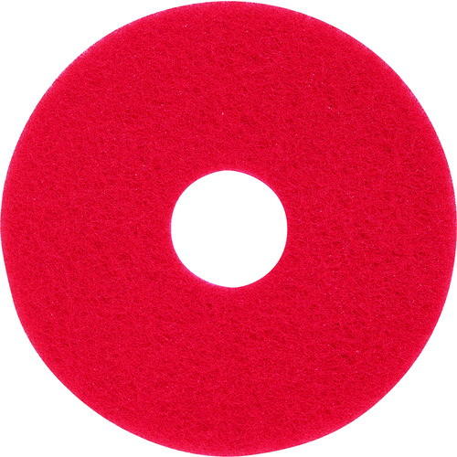 レッドバッファーパッド レッド 230×82mm(5枚入)