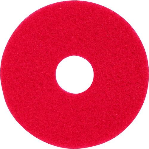 レッドバッファーパッド レッド 380×82mm(5枚入)