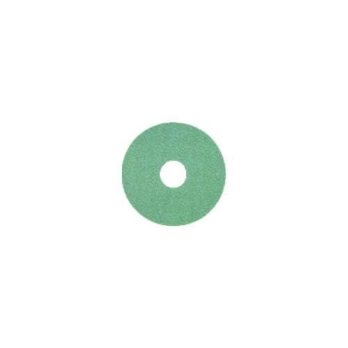 グリーンスクラビングパッド グリーン 380×82mm(5枚入)