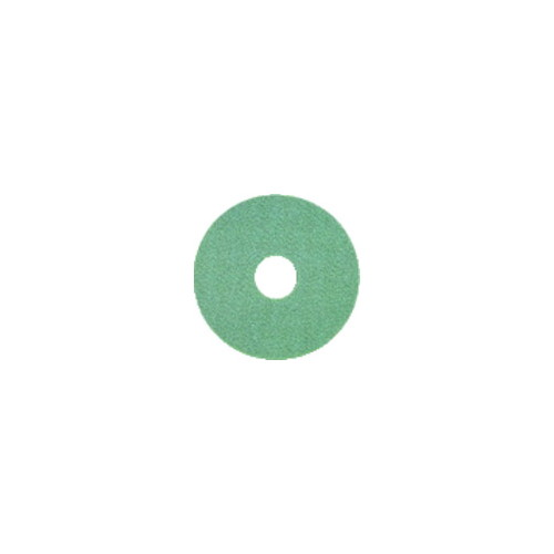 グリーンスクラビングパッド グリーン 455×82mm(5枚入)