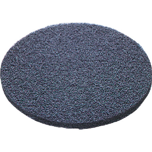 床洗浄機器 ポリシャー用フロアパッドB 完全剥離用 13インチ(5枚入)