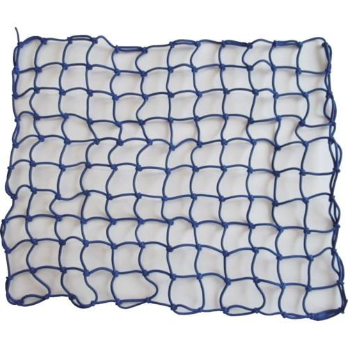 多目的カラーゴムネット ブルー 約50cm×約60cm