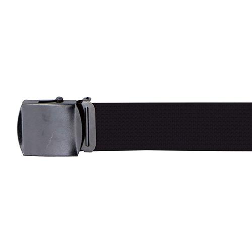 ローラー綿ベルト ブラック F