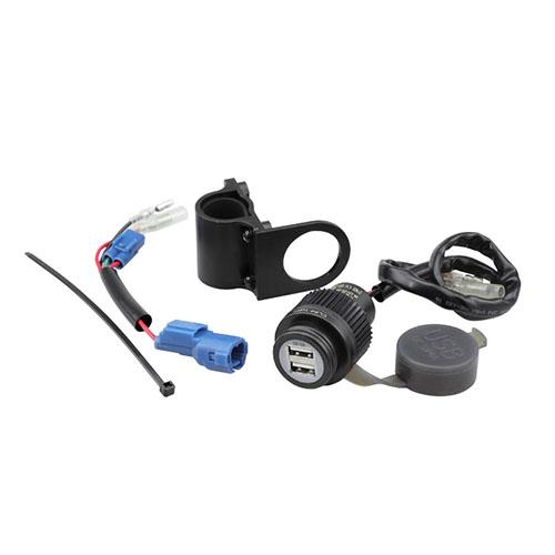 USBポートKIT ツイン CT125 トータルDC5V/4A