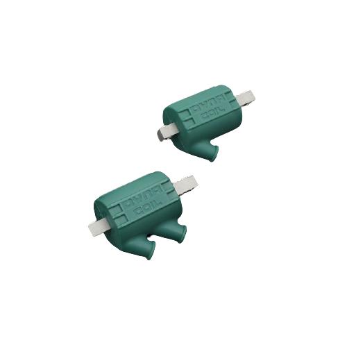 DYNAイグニッションコイル 3.0Ω シングルアウト グリーン 2個1SET