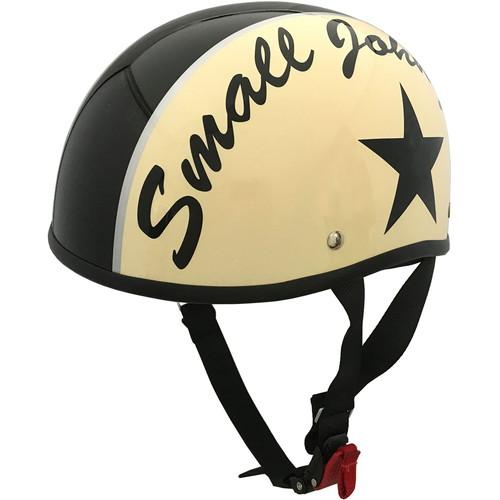 SJD-33 スモジョンダックテールヘルメット IV/BK