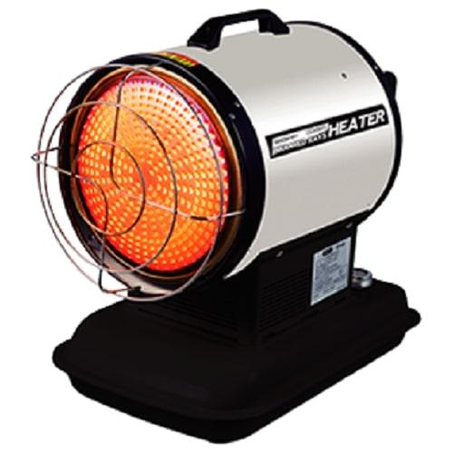赤外線ヒーター