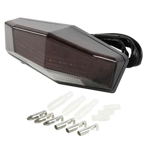 モトレッド EDGE LEDテールライト スモーク