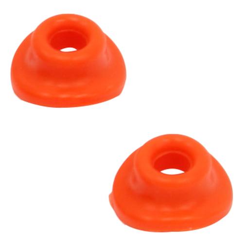 エアバルブマッドガード オレンジ