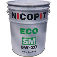 NICOPIT 0W-20 SM/GF-4 20L