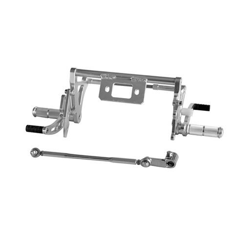 アルミ製 CNCバックステップキット