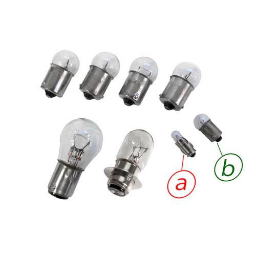 12V電球セット CA787