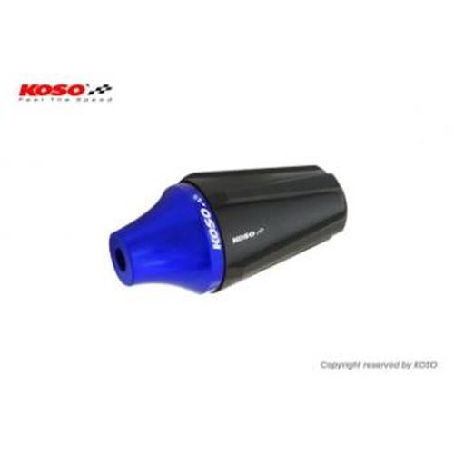 汎用マフラースライダー ブルー