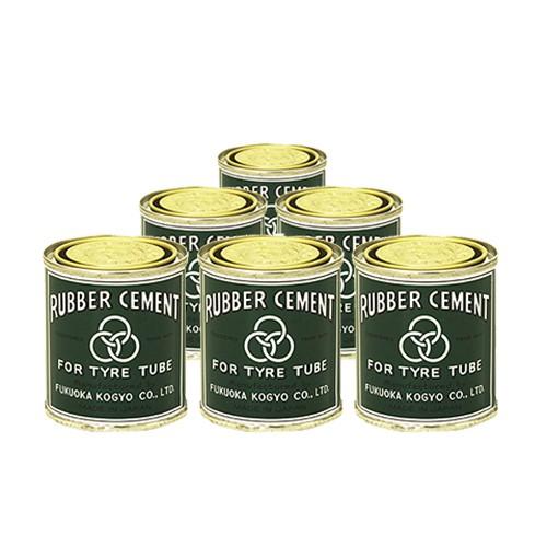 【ケース売り】ミツワラバーセメント 小缶ゴムのり 90ml