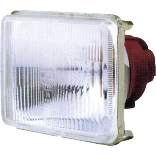 ハロゲンヘッドランプユニット 角型 4HRSSB-1-24HP
