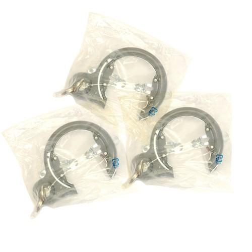 【ケース売り】P600L 蓄光シリンダーリングロック ポリ袋入り シルバー