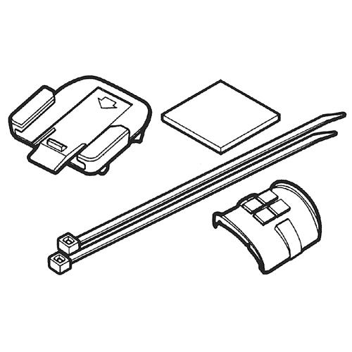 169-6570 CC-MC100W/CC-VT100W用ブラケット ブラック