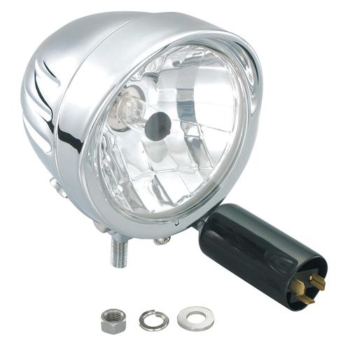 バッファローヘッドライトASSY 12V35/35W H4球仕様