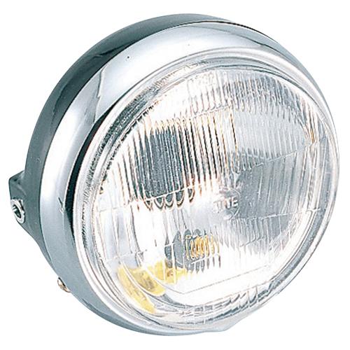 φ130 ヘッドライトASSY ブラック