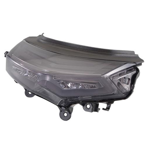 LEDテールランプSET スモーク 809-0421310