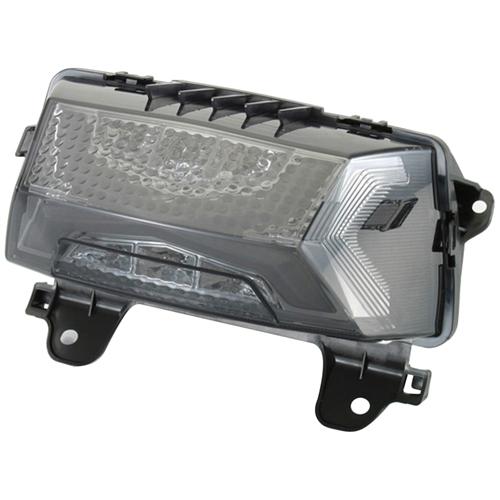 LEDテールランプセット ブラック