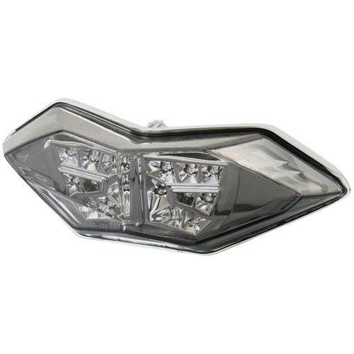 LEDテールランプセット スモークレッド